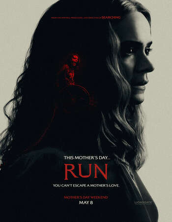 Run 2020 English 280MB Web-DL 480p ESubs