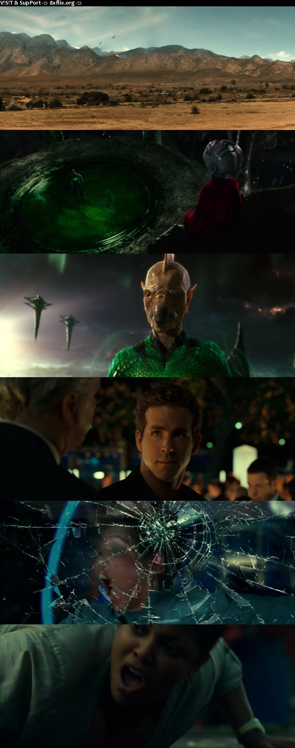 Green Lantern 2011 Hindi English Dual Audio 720p 480p BluRay