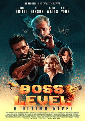 Boss Level 2020 English 300MB Web-DL 480p