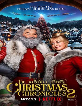 The Christmas Chronicles 2 2020 Hindi Dual Audio 350MB Web-DL 480p ESubs