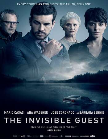 The Invisible Guest 2016 Hindi Dual Audio 300MB BluRay 480p ESubs