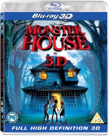 Monster House 2006 Dual Audio Hindi Bluray Movie Download