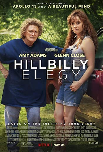 Hillbilly Elegy 2020 Dual Audio Hindi 480p WEBRip 350mb
