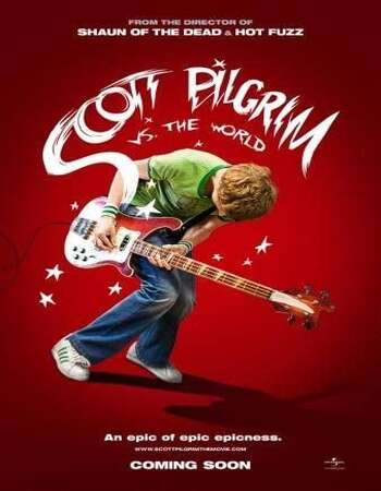 Scott Pilgrim vs the World 2010 Hindi Dual Audio 720p BluRay ESubs