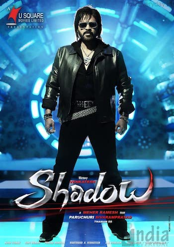 Shadow 2013 Dual Audio Hindi 480p HDRip 500MB