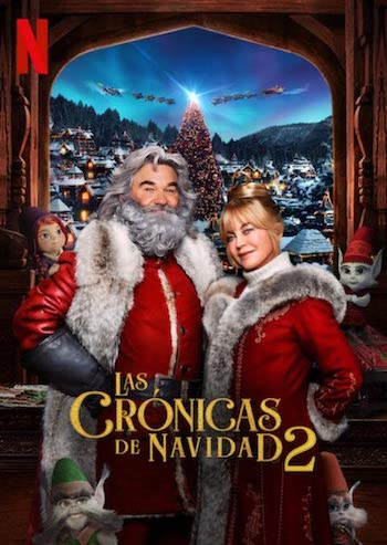 The Christmas Chronicles 2 (2020) Dual Audio Hindi 720p WEBRip 950mb