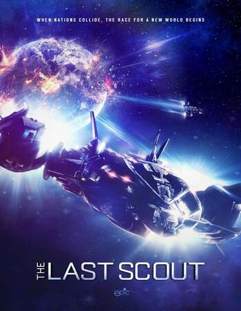 The Last Scout 2017 Hindi Dual Audio 720p BluRay ESubs