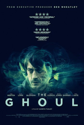 The Ghoul 2016 Dual Audio Hindi 720p BluRay 750mb