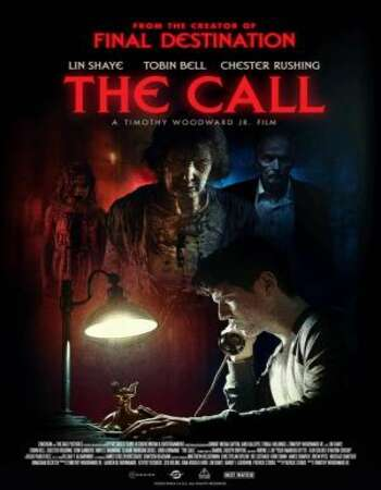 The Call 2020 Hindi Dual Audio Movie 350MB Web-DL 480p MSubs Download