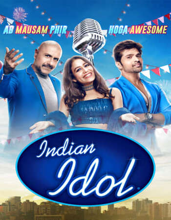 Indian Idol 17th January 2021 300MB Web-DL 480p