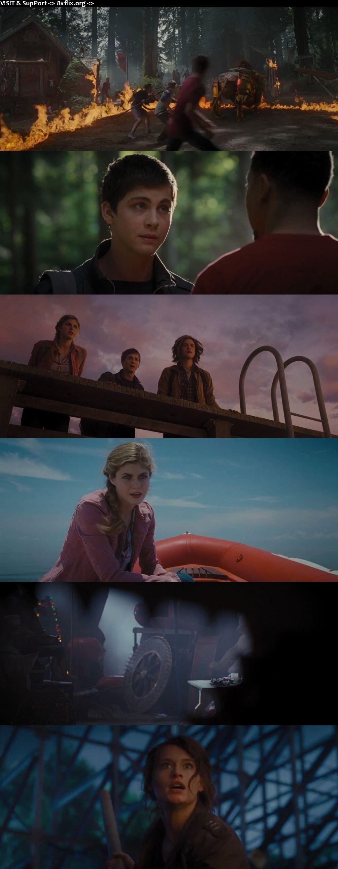 Percy Jackson Sea Of Monsters 2013 Hindi English Dual Audio 720p 480p BluRay