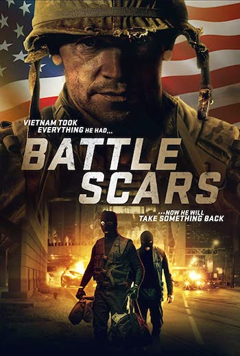 Battle Scars 2020 Dual Audio Hindi 720p WEBRip 900MB