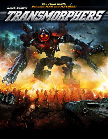 Transmorphers 2007 Hindi Dual Audio 720p Web-DL x264