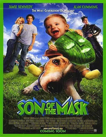 Son of the Mask 2005 Hindi Dual Audio 720p BluRay x264