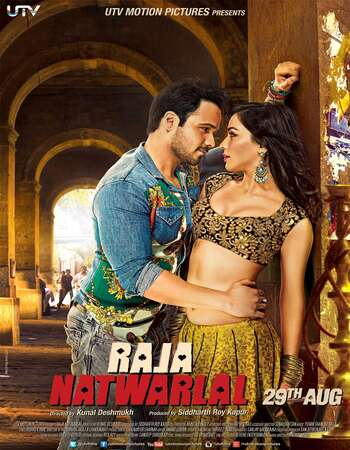 Raja Natwarlal 2014 Hindi 400MB HDRip 480p