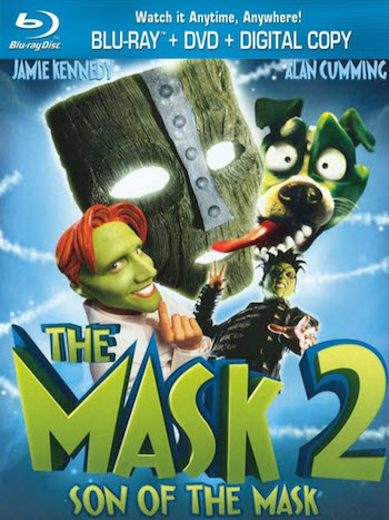 Son Of The Mask 2005 Dual Audio Hindi 720p BluRay 800mb