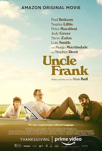 Uncle Frank 2020 English 480p WEB-DL 300MB ESubs