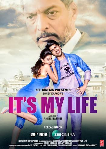 Its My Life 2020 Hindi 720p HDTV 950MB