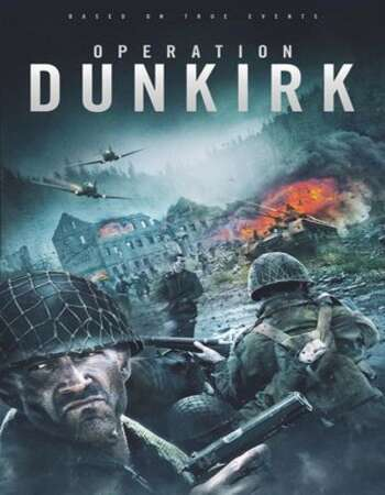 Operation Dunkirk 2017 Hindi Dual Audio 300MB BluRay 480p ESubs