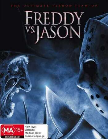 Freddy vs Jason 2003 Hindi Dual Audio 300MB BluRay 480p ESubs