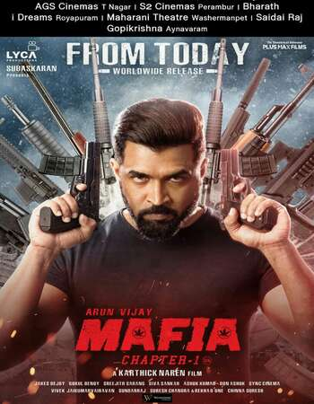 Mafia Chapter 1 2020 Tamil 720p HDRip ESubs