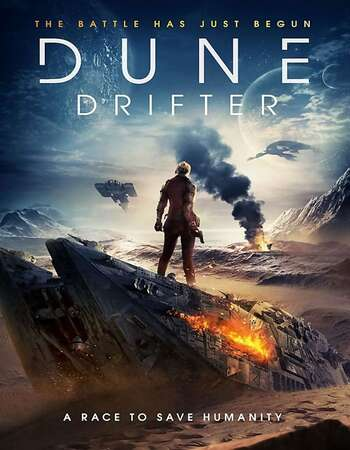 Dune Drifter 2020 English 720p Web-DL 800MB ESubs