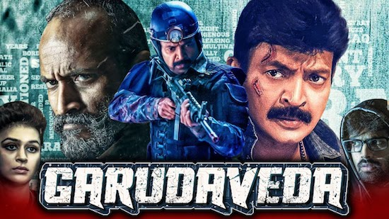 Garudaveda 2020 Hindi Dubbed 720p HDRip 1GB