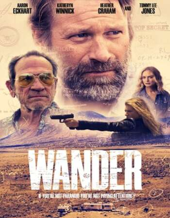 Wander 2020 English 720p Web-DL 800MB ESubs