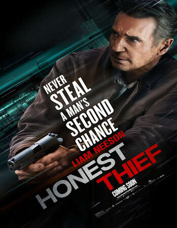 Honest Thief 2020 English 720p BluRay 800MB ESubs