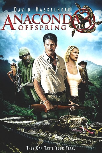 Anaconda 3 – Offspring 2008 Dual Audio Hindi Eng 720p 480p BRRip