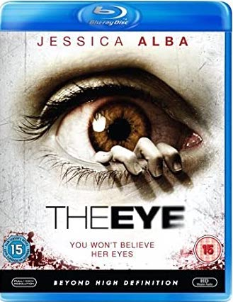 The Eye 2008 Dual Audio Hindi 720p BluRay 800mb