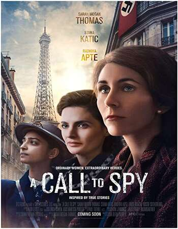 A Call to Spy 2020 Hindi Dual Audio Web-DL Full Movie 720p HEVC Download