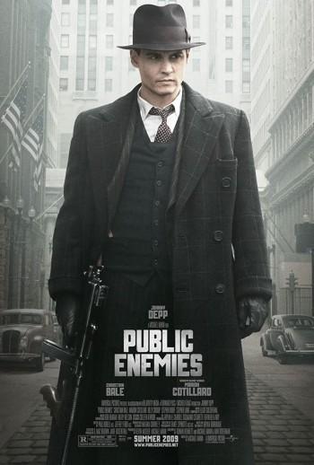 Public Enemies 2009 Dual Audio Hindi English BRRip 720p 480p Movie Download