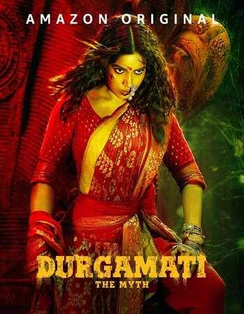 Durgamati The Myth 2020 Full Hindi Movie 720p HDRip Download