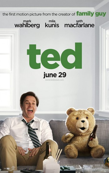 Ted 2012 Dual Audio Hindi English BRRip 720p 480p Movie Download