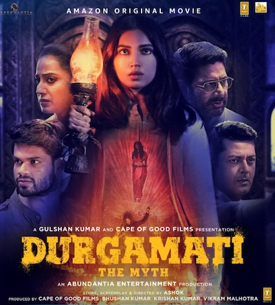 Durgamati The Myth 2020 Hindi Full Movie Download