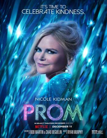 The Prom 2020 Hindi Dual Audio 700MB Web-DL 720p MSubs HEVC