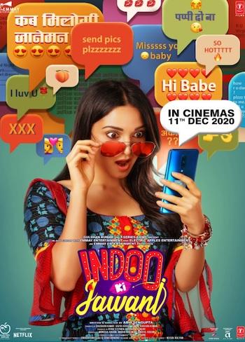 Indoo Ki Jawani 2020 Hindi Full Movie Download