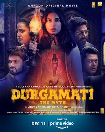 Durgamati The Myth 2020 Hindi Movie Download