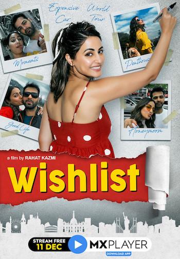 Wishlist 2020 Hindi 480p WEB-DL 300mb
