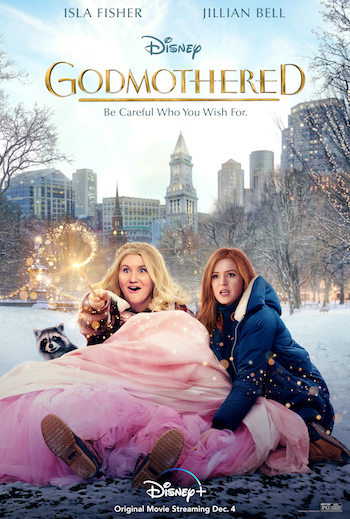 Godmothered 2020 English 720p WEB-DL 850MB ESubs
