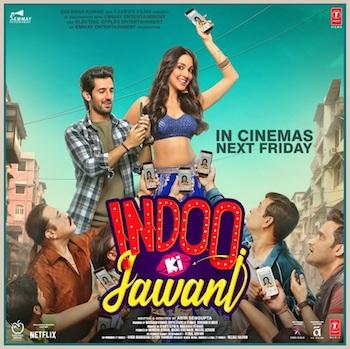 Indoo Ki Jawani 2020 Hindi 720p pDVDRip 950mb