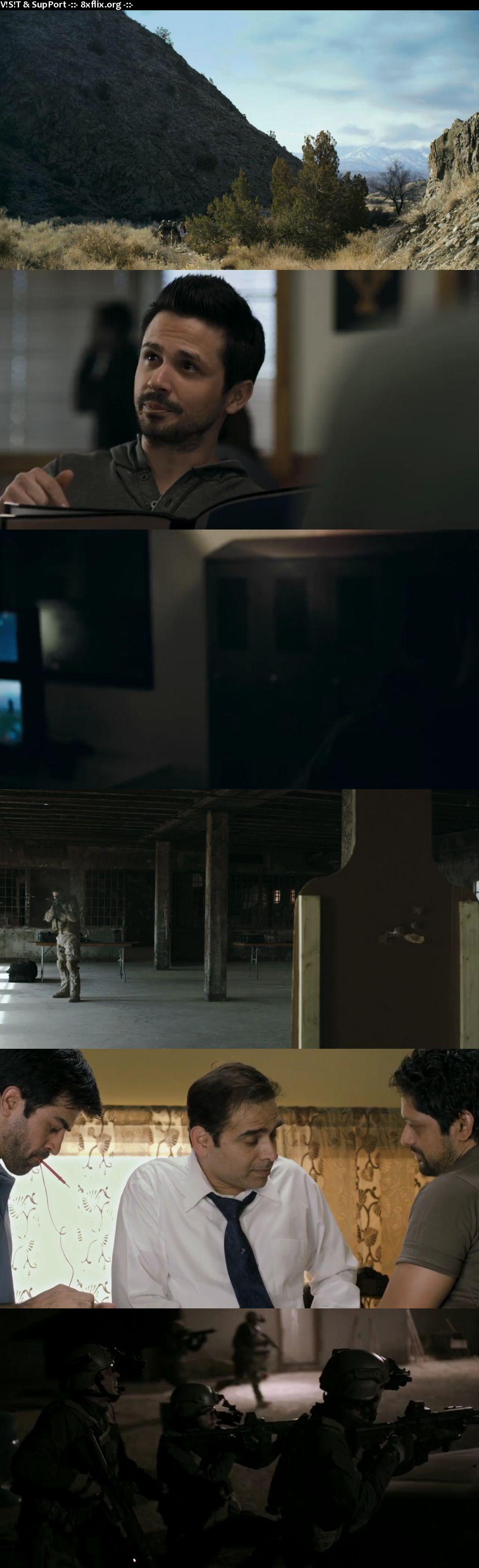 Seal Team Six The Raid On Osama Bin Laden 2012 Hindi English Dual Audio 720p 480p BluRay