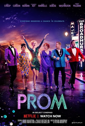 The Prom 2020 Dual Audio Hindi English Web-DL 720p 480p Movie Download