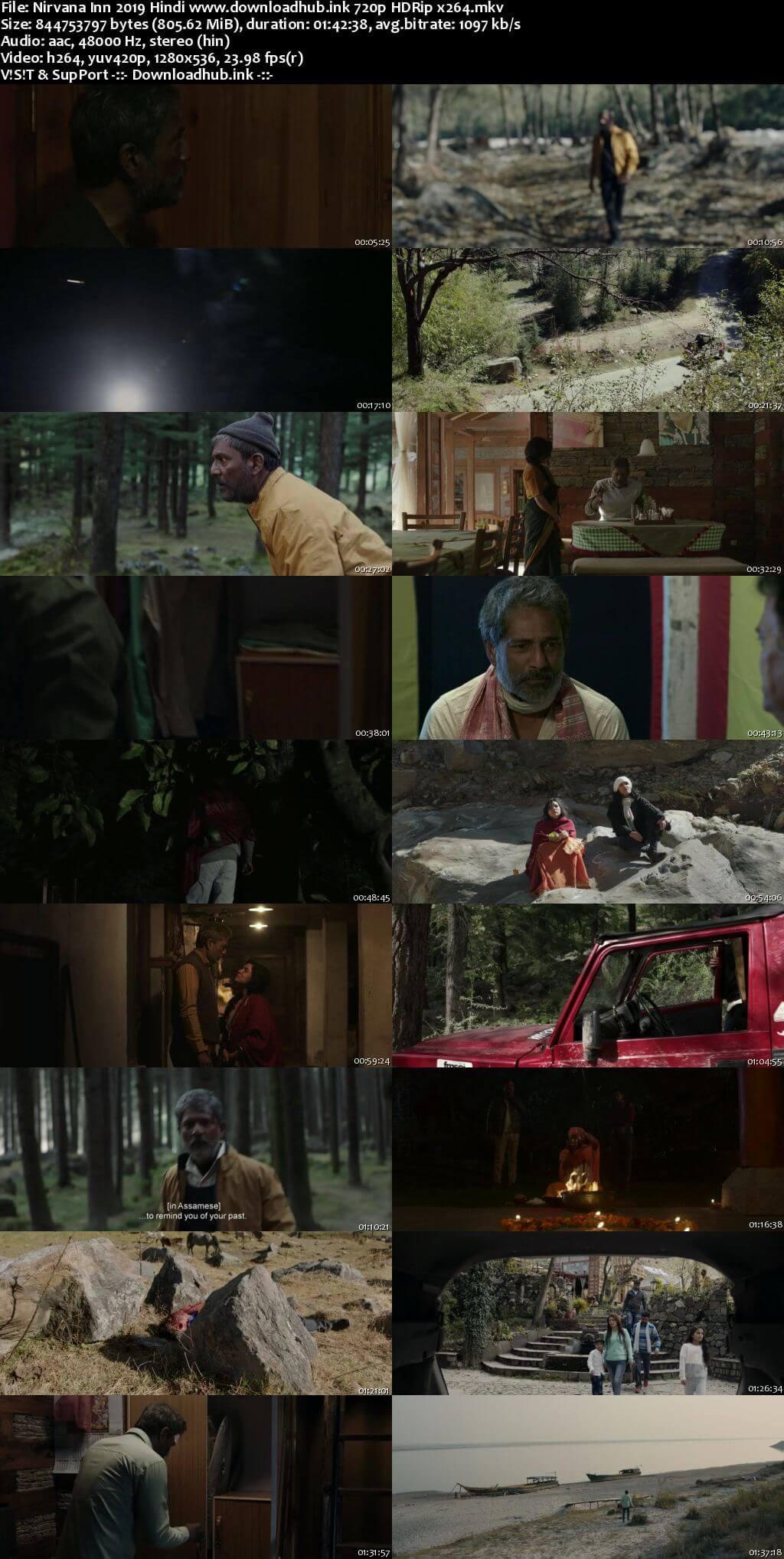 Nirvana Inn 2019 Hindi 720p HDRip x264
