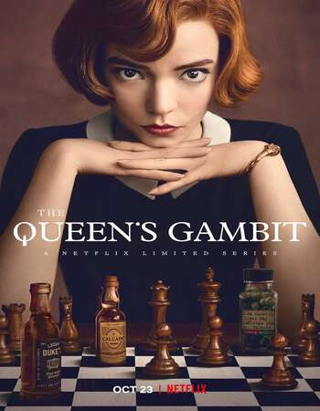 The Queens Gambit 2020 S01 Complete Hindi Dual Audio 720p Web-DL MSubs