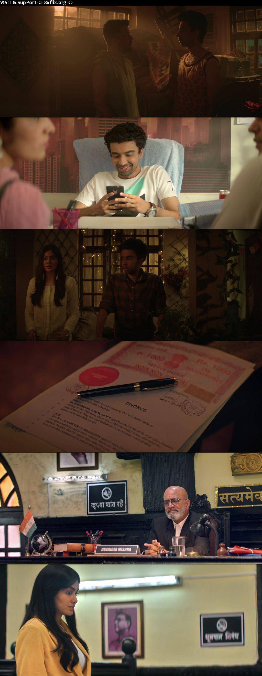 Pati Patni Aur Panga 2020 S01 Hindi Complete WEB Series 720p 480p WEB-DL