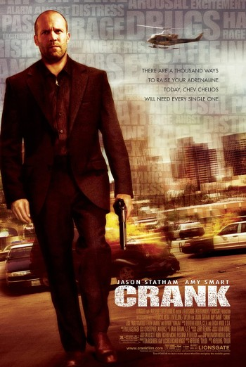 Crank 2006 Dual Audio Hindi English BRRip 720p 480p Movie Download