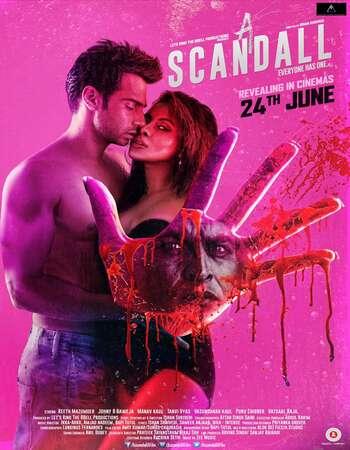 A Scandall 2016 Full Hindi Movie 720p HDRip Download