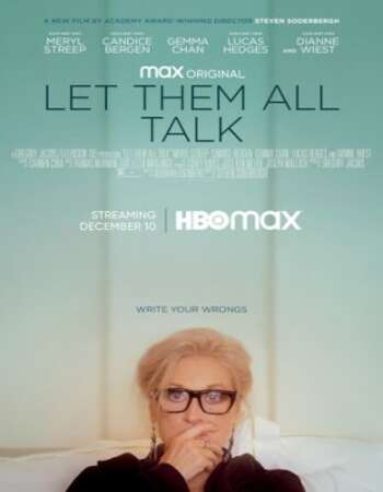 Let Them All Talk 2020 English 720p Web-DL 950MB ESubs